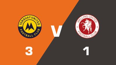Highlights: Torquay United vs Welling United