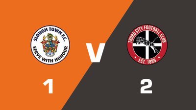Highlights: Slough Town vs Truro City