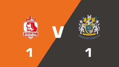 Highlights: Alfreton Town vs Stockport County