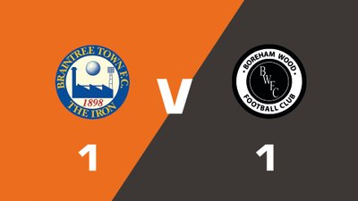 Highlights: Braintree Town vs Boreham Wood