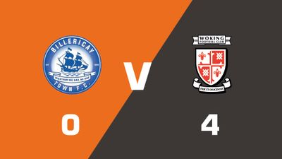 Highlights: Billericay Town vs Woking