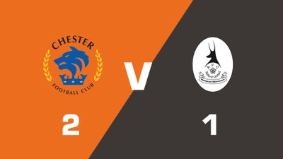 Highlights: Chester vs AFC Telford United