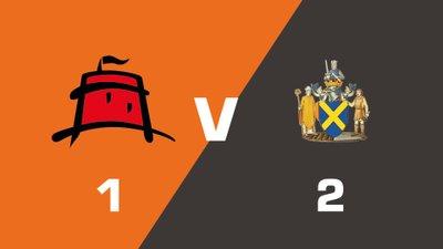 Highlights: Eastbourne Borough vs St Albans City