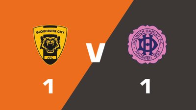 Highlights: Gloucester City vs Dulwich Hamlet