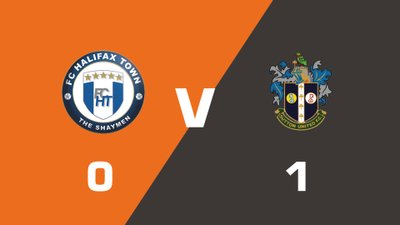 Highlights: FC Halifax Town vs Sutton United