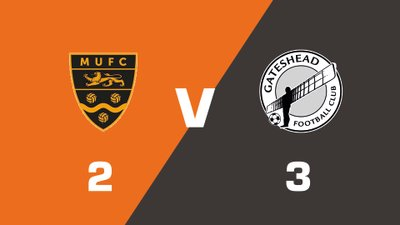 Highlights: Maidstone United vs Gateshead