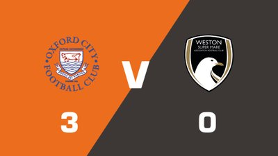 Highlights: Oxford City vs Weston-super-Mare AFC