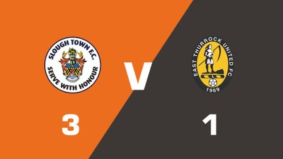 Highlights: Slough Town vs East Thurrock United