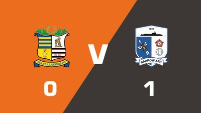 Highlights: Solihull Moors vs Barrow