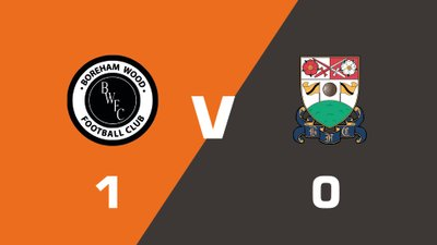 Highlights: Boreham Wood vs Barnet