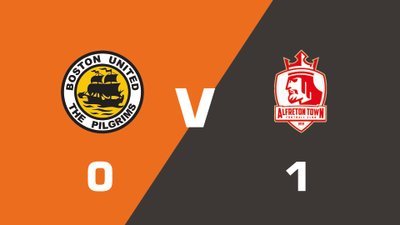 Highlights: Boston United vs Alfreton Town