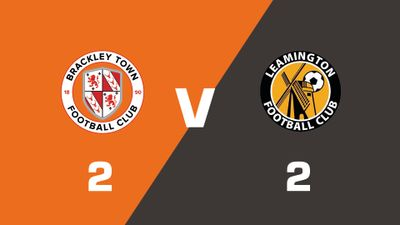 Highlights: Brackley Town vs Leamington