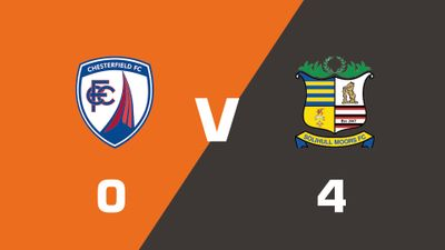 Highlights: Chesterfield vs Solihull Moors