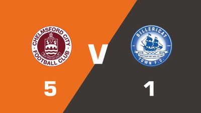 Highlights: Chelmsford City vs Billericay Town