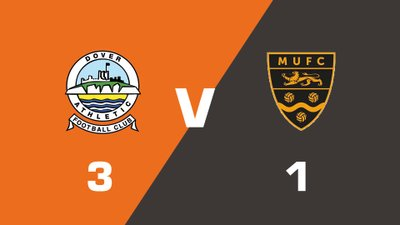 Highlights: Dover Athletic vs Maidstone United