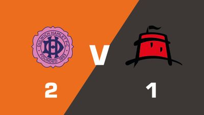 Highlights: Dulwich Hamlet vs Eastbourne Borough