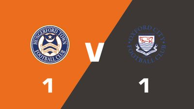 Highlights: Hungerford Town vs Oxford City