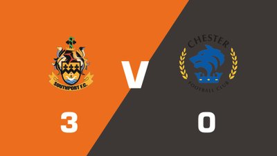Highlights: Southport vs Chester