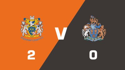 Highlights: Stockport County vs Altrincham