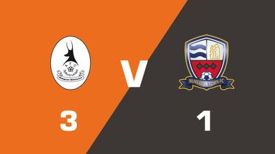 Highlights: AFC Telford United vs Nuneaton Borough