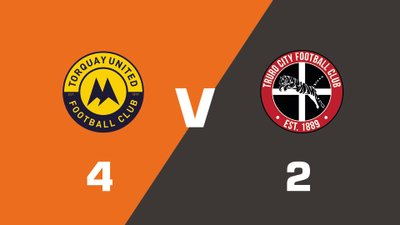 Highlights: Torquay United vs Truro City