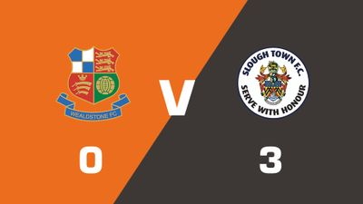 Highlights: Wealdstone vs Slough Town