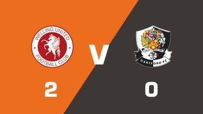 Highlights: Welling United vs Dartford