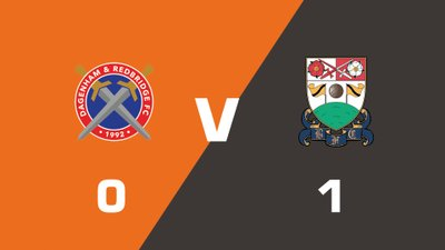 Highlights: Dagenham & Redbridge vs Barnet