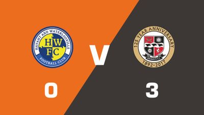 Highlights: Havant & Waterlooville vs Bromley