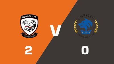 Highlights: Hereford vs Chester