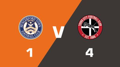 Highlights: Hungerford Town vs Truro City