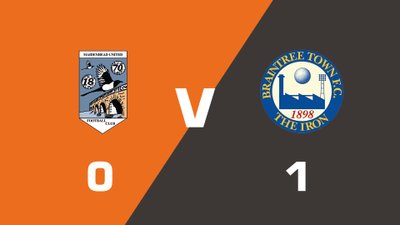 Highlights: Maidenhead United vs Braintree Town