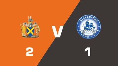 Highlights: St Albans City vs Billericay Town