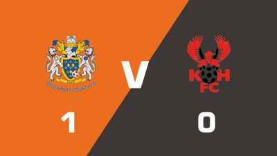 Highlights: Stockport County vs Kidderminster Harriers