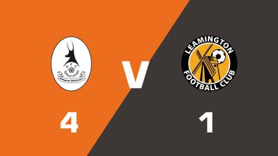 Highlights: AFC Telford United vs Leamington