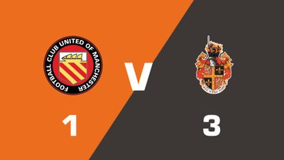 Highlights: FC United Of Manchester vs Spennymoor Town