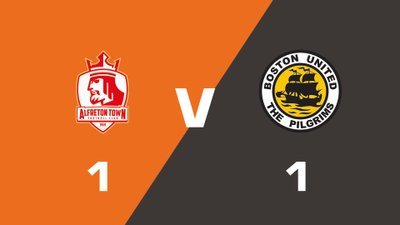 Highlights: Alfreton Town vs Boston United