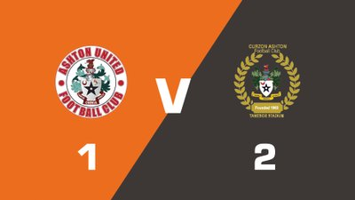 Highlights: Ashton United vs Curzon Ashton