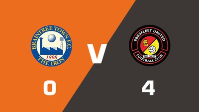 Highlights: Braintree Town vs Ebbsfleet United