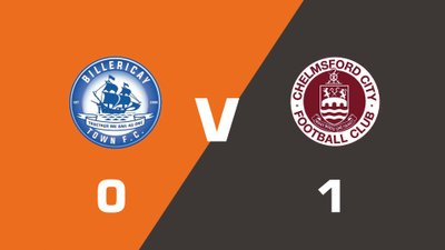 Highlights: Billericay Town vs Chelmsford City