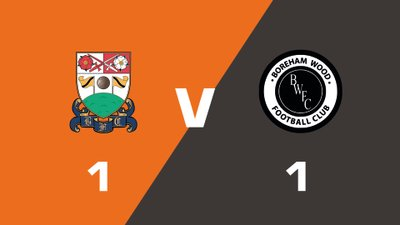 Highlights: Barnet vs Boreham Wood