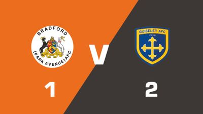 Highlights: Bradford (Park Avenue) vs Guiseley