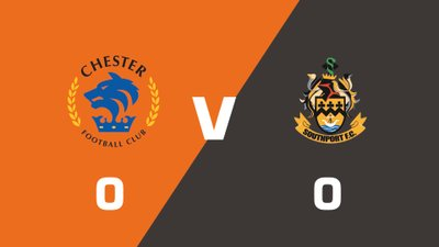 Highlights: Chester vs Southport