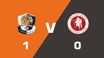 Highlights: Dartford vs Welling United