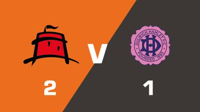 Highlights: Eastbourne Borough vs Dulwich Hamlet