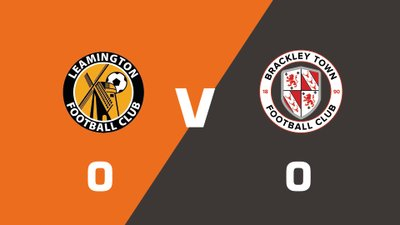 Highlights: Leamington vs Brackley Town