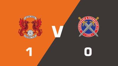 Highlights: Leyton Orient vs Dagenham & Redbridge