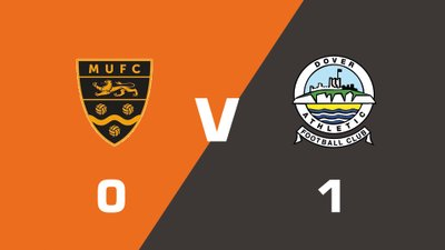 Highlights: Maidstone United vs Dover Athletic