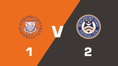 Highlights: Oxford City vs Hungerford Town