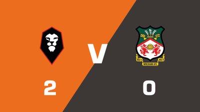 Highlights: Salford City vs Wrexham